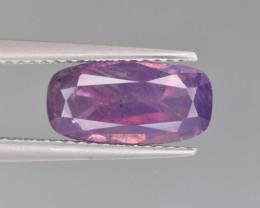 Top Rare Natural Sapphire 3.46 Cts from Kashmir, Pakistan