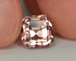 Baby Pink Color 4.90 Ct Natural Tourmaline From Afghanistan. RA