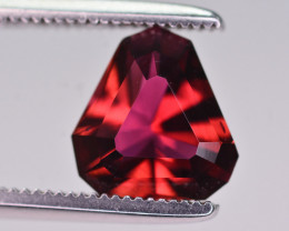 Amazing Color 1.45 ct Tourmaline from Afghanistan ~ HM