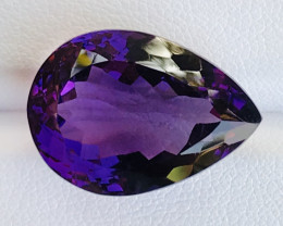 22.30 Carats Amethyst Gemstone