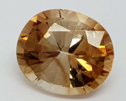 5.35Crt Natural Topaz amazing gemstone ji1