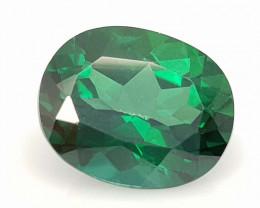 5Crt Green Topaz Natural Gemstones JI1