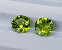 1.45Crt Peridot Natural Gemstones JI1
