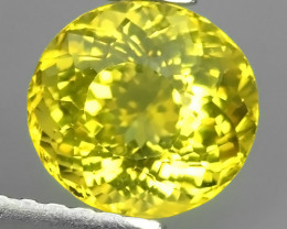 AWESOME 1.40 CTS AMAZING NATURAL RARE LUSTROUS YELLOW APATITE NR!!