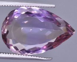 10.75 Crt Ametrine Faceted Gemstone (Rk-20)