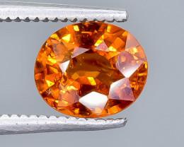 1.80 Crt Spessartite Garnet Faceted Gemstone (Rk-20)