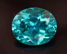 4.34 Crt Topaz Faceted Gemstone (Rk-20)