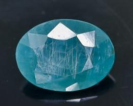 1.10 Crt Rare Grandidierite  Faceted Gemstone (Rk-20)