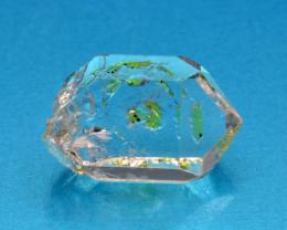Rare Petroleum Quartz with Moving Bubble 6.88 Cts