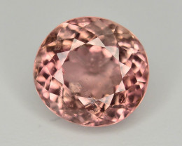 Top Grade  2.20 Ct Natural Baby Pink Color Tourmaline