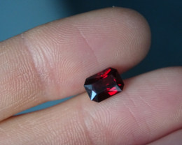 1.72 Noble Red Spinel Cert.
