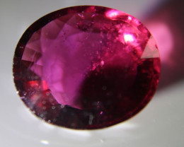 Rubellite or Red Tourmaline 6.65ct