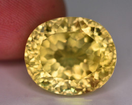 Fancy Cut 10.20 Ct Natural Citrine Gemstone
