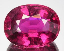 ~STUNNING~ 23.51 Cts Natural Rubelite Tourmaline Raspberry Pink Nigeria