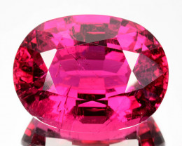~PRETTY~ 30.20 Cts Natural Rubelite Tourmaline Raspberry Pink Nigeria