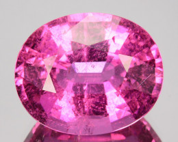 ~AWESOME~ 12.98 Cts Natural Rubelite Tourmaline Baby Pink Mozambique