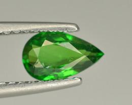 Amazing 0.70 Ct Natural Intense Vivid Green Color Tsavorite Garnet