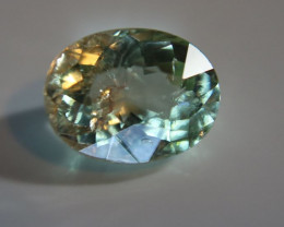 Mint Green Tourmaline 2.10ct