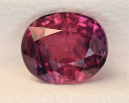 IGA Certified 1.60 Carats Natural Ruby Gemstone