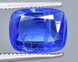2.67 Crt Natural Kayanite Faceted Gemstone.( AB 49)