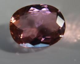 Rubellite or Pink Red Tourmaline 1.85ct