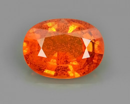 3.80 CTS AWESOME NICE~ORANAGE~YELLOW SAPPHIRE FACET GENUINE~MADAGASCAR~