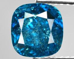2.50 Cts Sparkling Rare Fancy Intense Blue Color Natural Loose Diamond