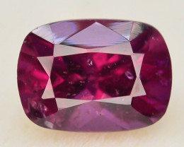 Rare Top Color 1.40 ct Malawi Raspberry Pink Umbalite Garnet ~ t