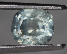 IGA Certified 1.25 Carats Sapphire Gemstone