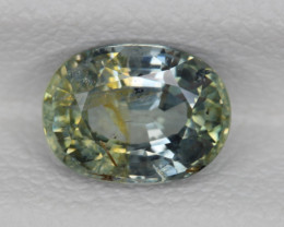 IGA Certified  1.76 Carats Sapphire Gemstone