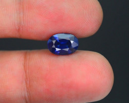 Royal Blue Sapphire 2.29ct AIG certified