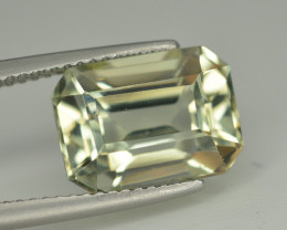 Top Quality 5.15 Ct Natural Green Beryl