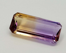4.55Crt Bolivian Ametrine Natural Gemstones JI2