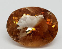 6.35Crt Natural Topaz Natural Gemstones JI2