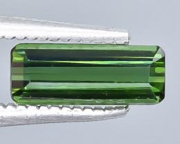 0.93 Crt Tourmaline Faceted Gemstone (Rk-21)