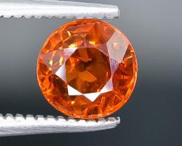 1.54 Crt Spessartite Garnet Faceted Gemstone (Rk-21)