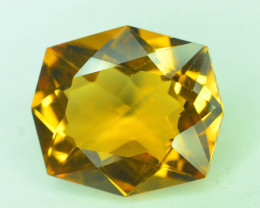8.40 CT NATURAL LASER CUT CITRINE GEMSTONE