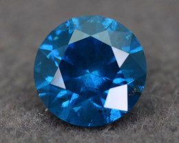 AAA Grade 1.69 ct Blue Diamond SKU-21