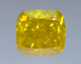 AAA Grade 2.50 ct Yellow Diamond SKU-21