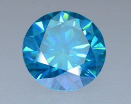 AAA Grade 1.82 ct Blue Diamond SKU-21
