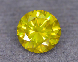 AAA Grade 1.02 ct Yellow Diamond SKU-22
