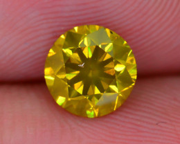 AAA Grade 1.00 ct Yellow Diamond SKU-22