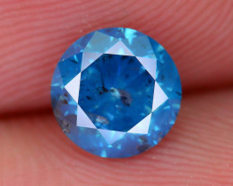 AAA Grade 0.80 ct Blue Diamond SKU-22