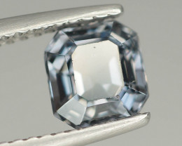 Top Cut 1.30 CT Dazzling Color Natural Spinel  From Mogok