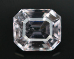 Top Asscher Cut 0.80 CT Dazzling Color Natural Spinel  From Mogok