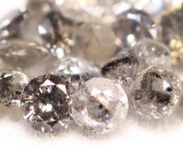 Salt and Pepper Diamond 1.09Ct Natural Untreated Diamond C1606