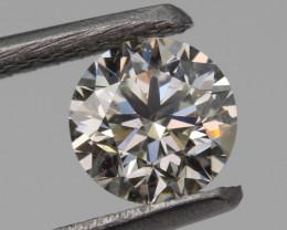 TGL Certified 0.67 Carats Natural Diamond