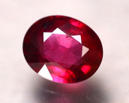 Rhodolite 2.48Ct Natural Purplish Red Rhodolite Garnet E2002/B3