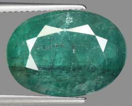 10.48 Cts Gorgeous Color Emerald ~ Zambian EZ1