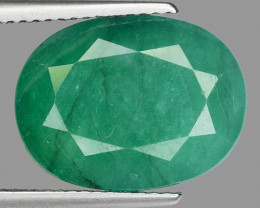 8.53 Cts Gorgeous Color Emerald ~ Zambian EZ2